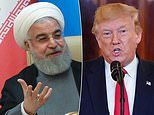 Trump lashes out after Iran's president called him 'mentally retarded' threatening 'obliteration'