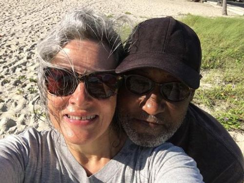 Interracial couple who broke up as teenagers because their parents didn't approve get back together in their 60s