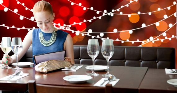 Why you should embrace going out for dinner or drinks alone this winter