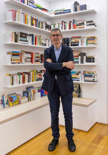 Edmund de Waal takes aim at library closures in British Museum installation