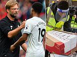 Liverpool boss Jurgen Klopp hails Manchester United's Marcus Rashford for his inspirational campaign