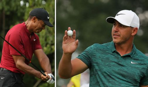 Tiger Woods falls short as Brooks Koepka wins US PGA Championship