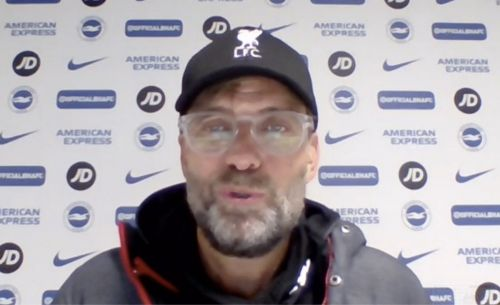 Watch Jurgen Klopp's post-match press conference - Brighton 1-3 Liverpool