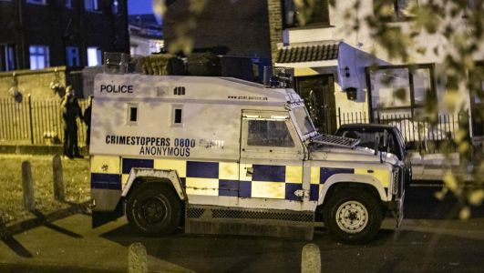 Belfast shooting: Man is injured in paramilitary-style attack