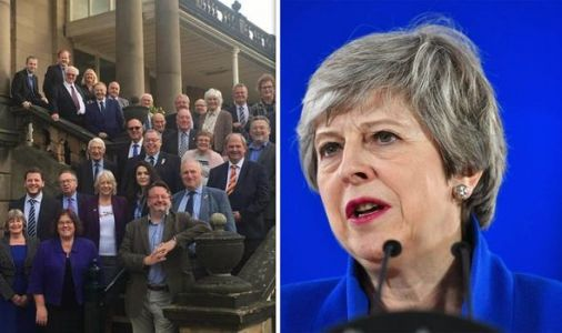 Brexiteer Conservatives go ON STRIKE as Tories boycott campaigning in European elections