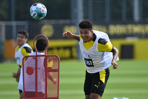 Man Utd in 'advanced negotiations' with Borussia Dortmund to sign Jadon Sancho