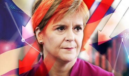Nicola Sturgeon slammed for ignoring economic trauma independence will bring to Scotland