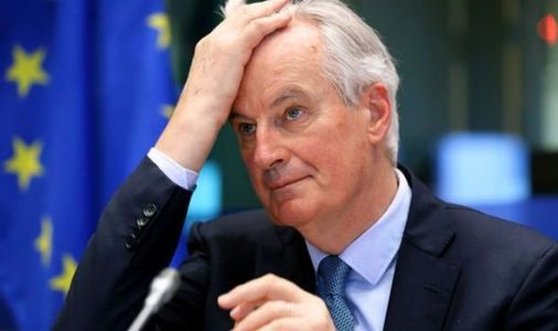 Barnier's final snub! EU chief blasts UK on 'serious divergences' as trade deal falters