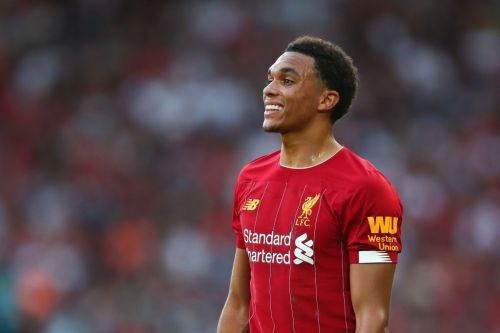 Trent Alexander-Arnold handed Guinness World Record for Premier League assists as a defender