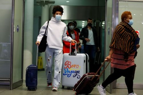 Holiday Brits in France rush to get home paying hundreds to beat quarantine