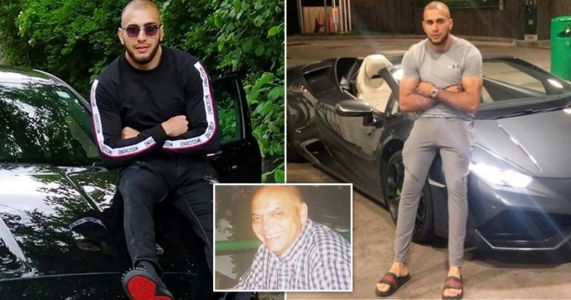 Drug driver posed next to Lamborghini for Instagram photo days after killing dad-of-four
