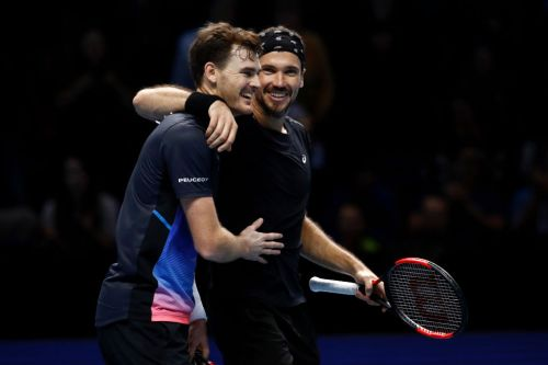 Jamie Murray and Kyle Edmund change personnel in British tennis shake-up