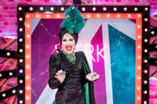 Joe Black reveals the Drag Race UK moment you didn't see with Elizabeth Hurley
