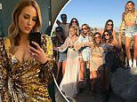 Bec Judd moans about not being able to go to 'the influencer Olympics due to the coronavirus
