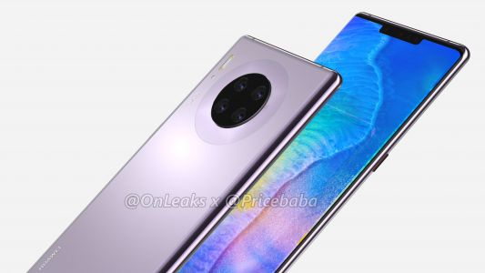 Huawei Mate 30 entire lineup leaks days before the launch