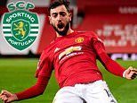 Manchester United 'will have to pay Sporting Lisbon £4.2m if Bruno Fernandes wins PFA POTY'