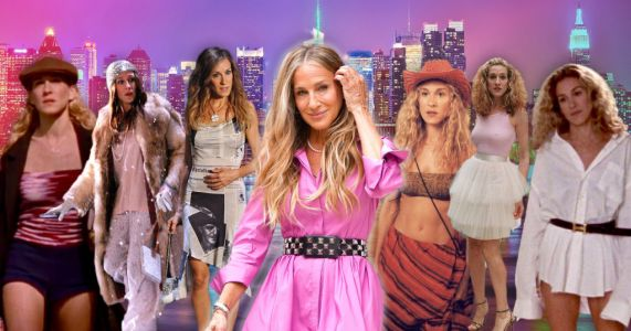 From that tutu to the bandana: Carrie Bradshaw's most divisive trends we hope to see in Sex and The City reboot And Just Like That