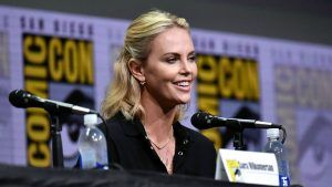 Charlize Theron opened up about the realities of gaining weight for a film role