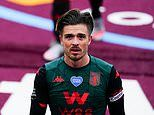 Aston Villa look to offer Jack Grealish 'new £100,000-a-week deal' amid Man United interest