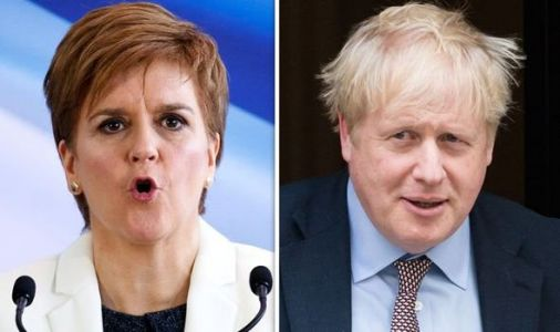 Sturgeon FURY: SNP blasts Government's new immigration rules 'disastrous and devastating!'