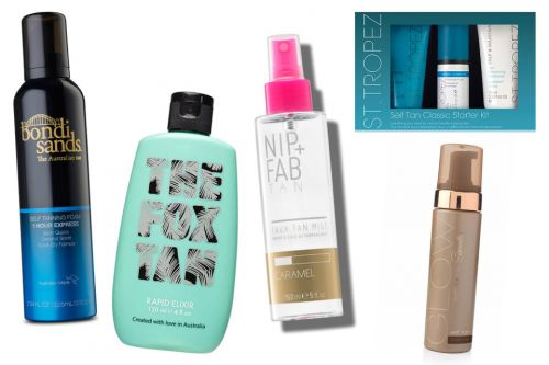 The best fake tan products to buy for this summer