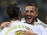 Real Madrid announce 10 to 20 per cent pay cut for first-team stars