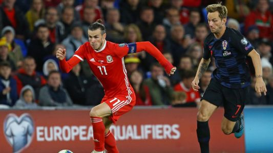 Gareth Bale scores as Wales draw with Croatia to keep Euro hopes alive