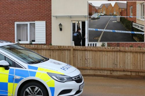 Murder probe launched as woman found dead inside car with window smashed