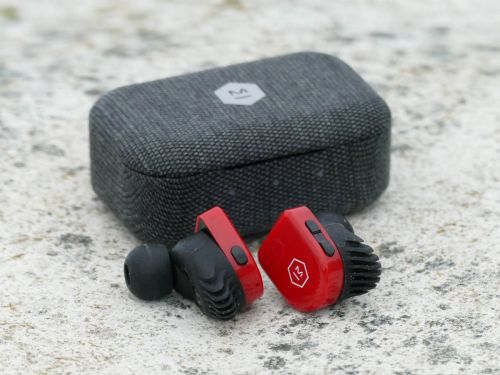 Master & Dynamic's gym-friendly wireless earbuds combine fantastic sound with a sweat-resistant build and 10-hour battery life - here's our full review after wearing them to work out