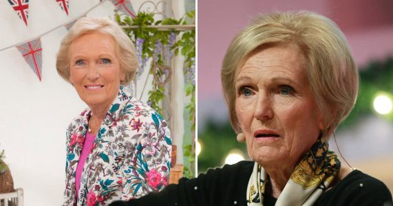 Mary Berry says her parents weren't proud of her success and 'sensed their disappointment'