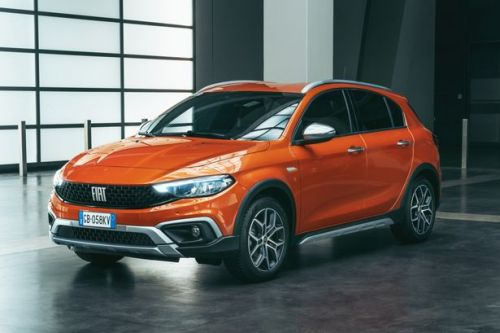 New crossover model adds to Fiat Tipo's appeal