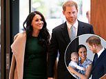 Prince Harry reassured Meghan she 'looked amazing' ahead of appearance at Wellchild Awards