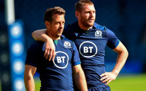 Scotland look to dependable Greig Laidlaw ahead of Rugby World Cup warm-up meeting with France
