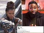 Marvel star Letitia Wright LIKES tweets calling for her to be recast in Black Panther sequel