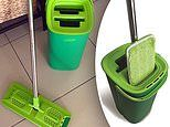 Queensland mum swears by Sabco 'rinse and wring' mop set from Bunnings