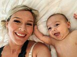 Joss Stone looks radiant as she shares sweet photo with her baby daughterViolet Melissa