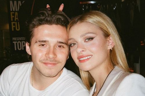 Brooklyn Beckham divides fans with new neck tattoo immortalising Nicola's love