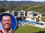 Tech billionaire puts his $100M mansion custom built for sports-mad sons on the market
