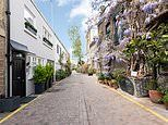 Three-bed property on South Kensington mews set behind Grade II-listed arches on sale for £3.95m