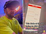 Man tries to pick up woman at bar by showing her his BANK ACCOUNT balance