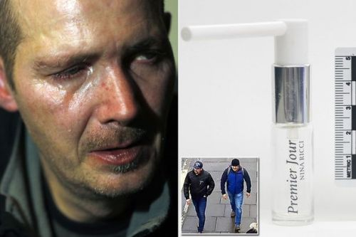 Novichok attack survivor Charlie Rowley fears the poison is slowly killing him