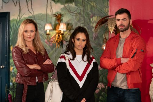 Hollyoaks spoilers: Cher McQueen's true parentage revealed as mum Kelly arrives