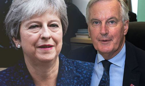 'NOTHING is agreed until May agrees' EU warning as May puts Brexit deal to Cabinet