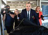 Former Wallabies coach Michael Cheika is embroiled in a row with Raelene Castle