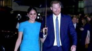 This may be the reason Meghan wore blue for her UN speech