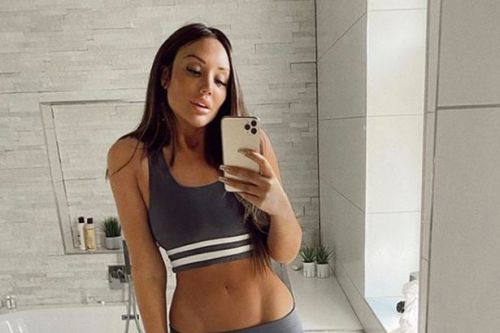 Charlotte Crosby's new man roasts her as they continue romance while separated