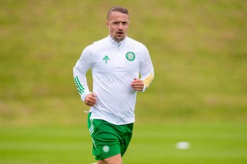 Scott Brown urges Leigh Griffiths to knuckle down and return to Celtic squad