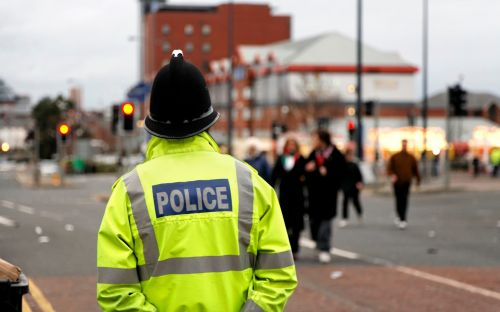 Man, 18, arrested over stabbing of 10-year-old boy at house in Bolton
