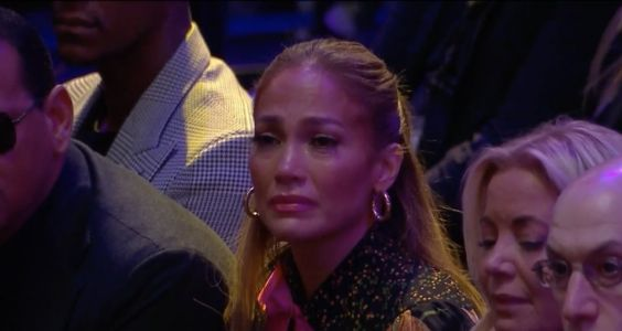JLo sobs as she and fiance ARod grieve Kobe Bryant at heartbreaking L.A. funeral