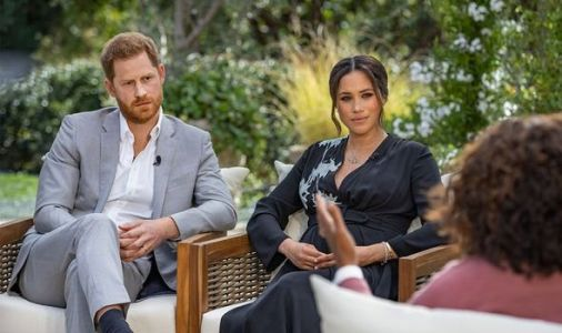 Prince Harry 'put the brakes on' Meghan Markle's comments about royals: 'Uncomfortable!'